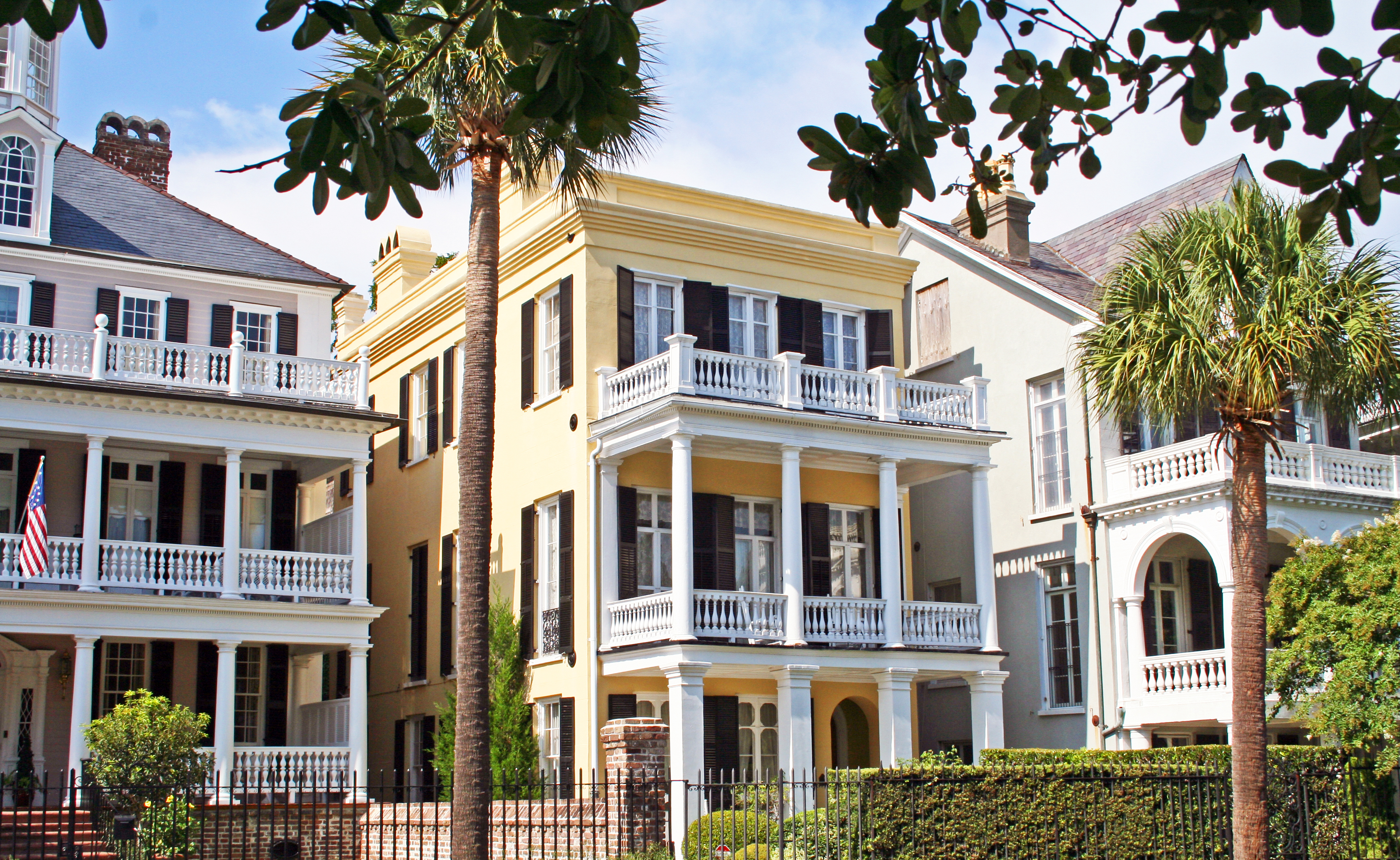 South of Broad in Historic Charleston Search Homes Dunes Properties