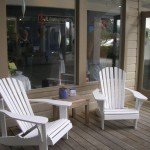 Kiawah Seabrook Office Exterior Photo with Chairs