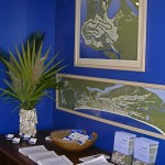 Kiawah Seabrook Office interior Photo