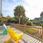 East Arctic Folly Beach deck