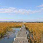 Jenkins Point Seabrook island Marsh Charleston Coast
