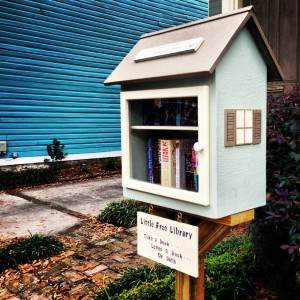 Harleston Village Little Free Library