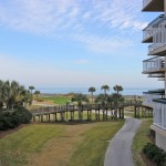 view from Ocean Club Wild Dunes sc Charleston Coast