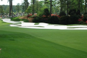 The Masters, Augusta Georgia