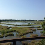 Stunning views over Old House Lagoon, dunes properties