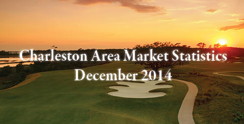 Charleston area market statistics december 2014