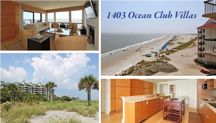 1403 Ocean Club Villas