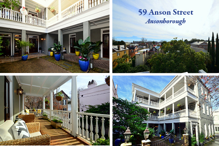 Discover 59 Anson in the heart of Ansonborough