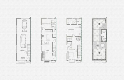 62 Gadsden Floor Plans Clean