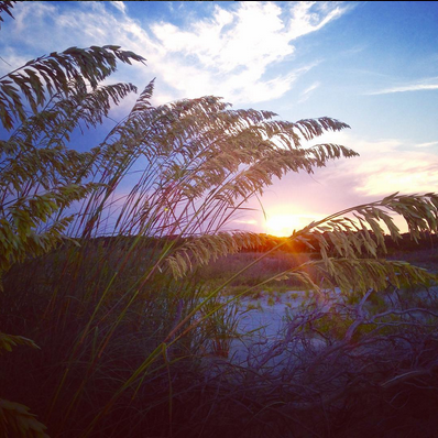 Seabrook Sunset by Instagram user @mingo_sc