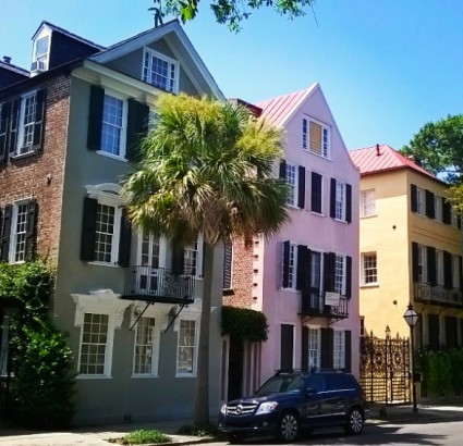 Charleston Single Houses