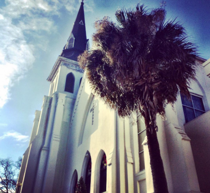 Downtown Charleston's Historic Churches, Mother Emanuel AME Church