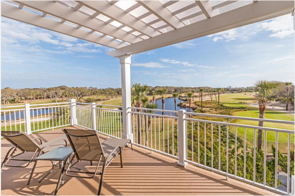 Charleston Homes on Golf Courses