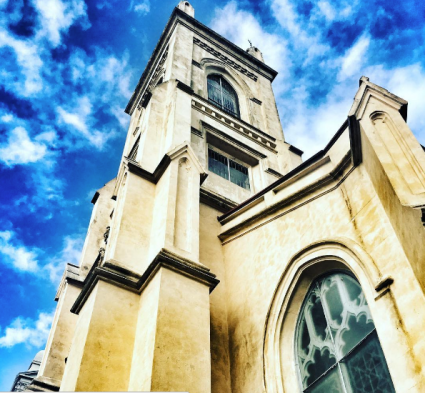 Downtown Charleston's Historic Churches, Unitarian Church