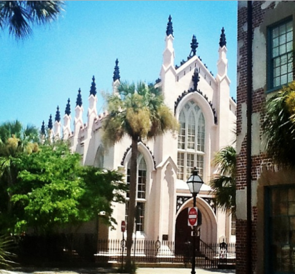 Downtown Charleston's Historic Churches, Huguenot Church