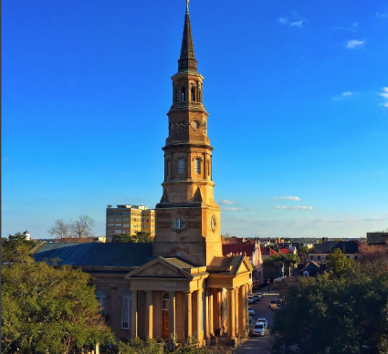 Downtown Charleston's Historic Churches, St Philips Church