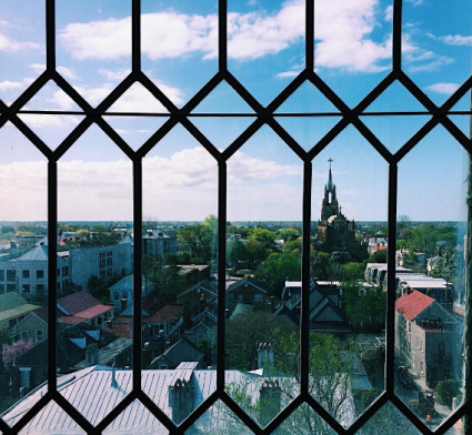 Downtown Charleston's Historic Churches