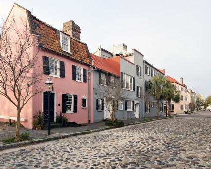 Charleston's Cobblestone Streets