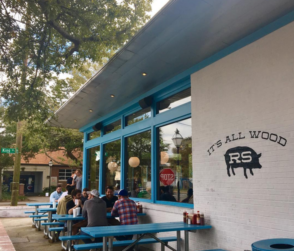 new charleston restaurants