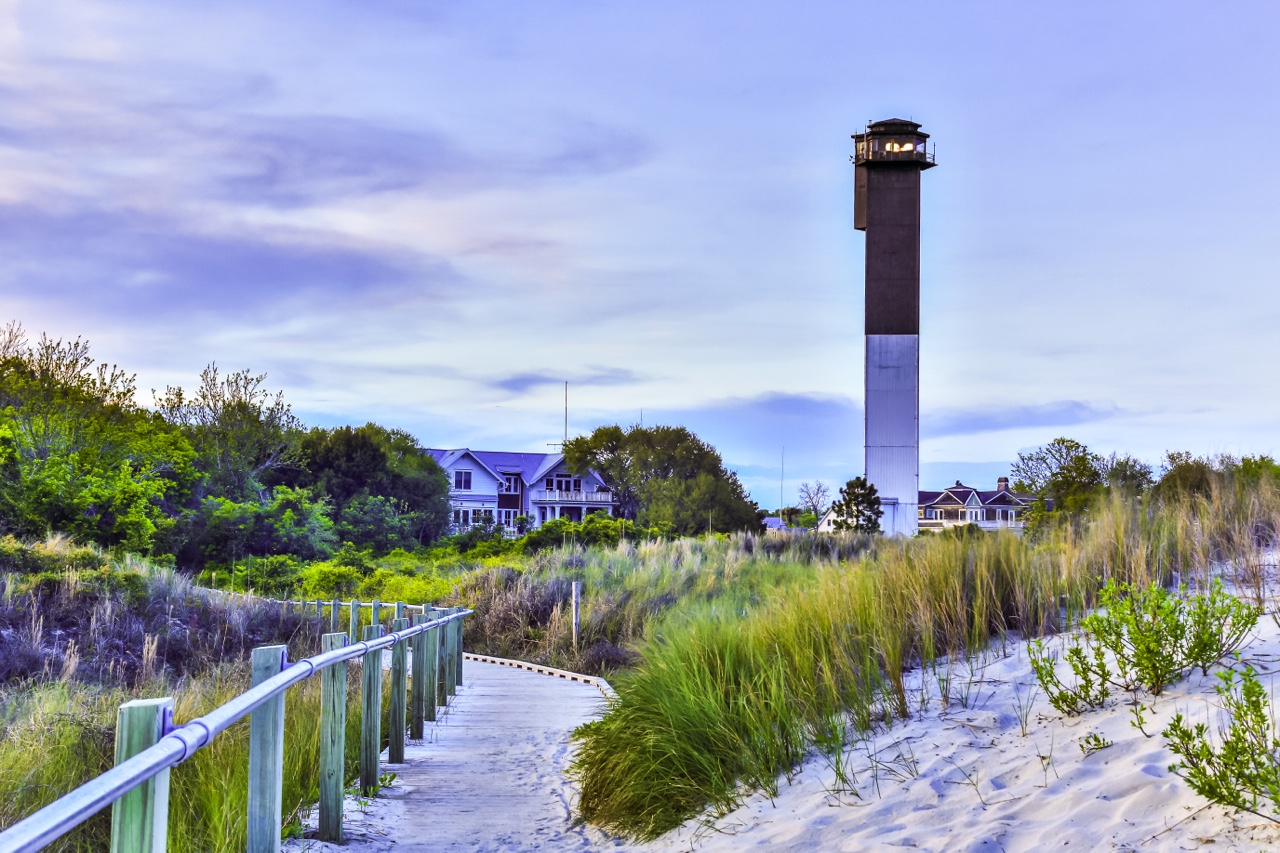Lighthouses of Charleston