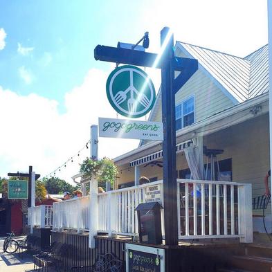 Sullivan's Island, gogogreens