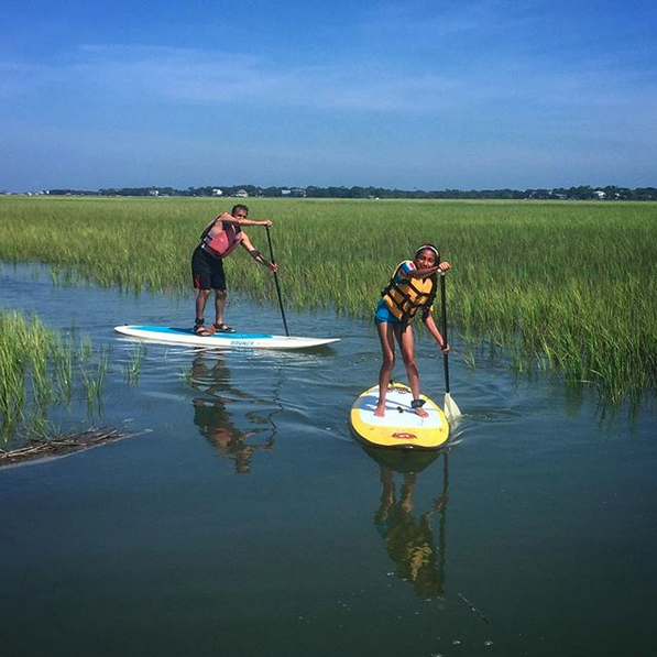 Charleston Waterways, Charleston SUP Safaris