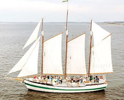 Charleston Waterways, Schooner Pride