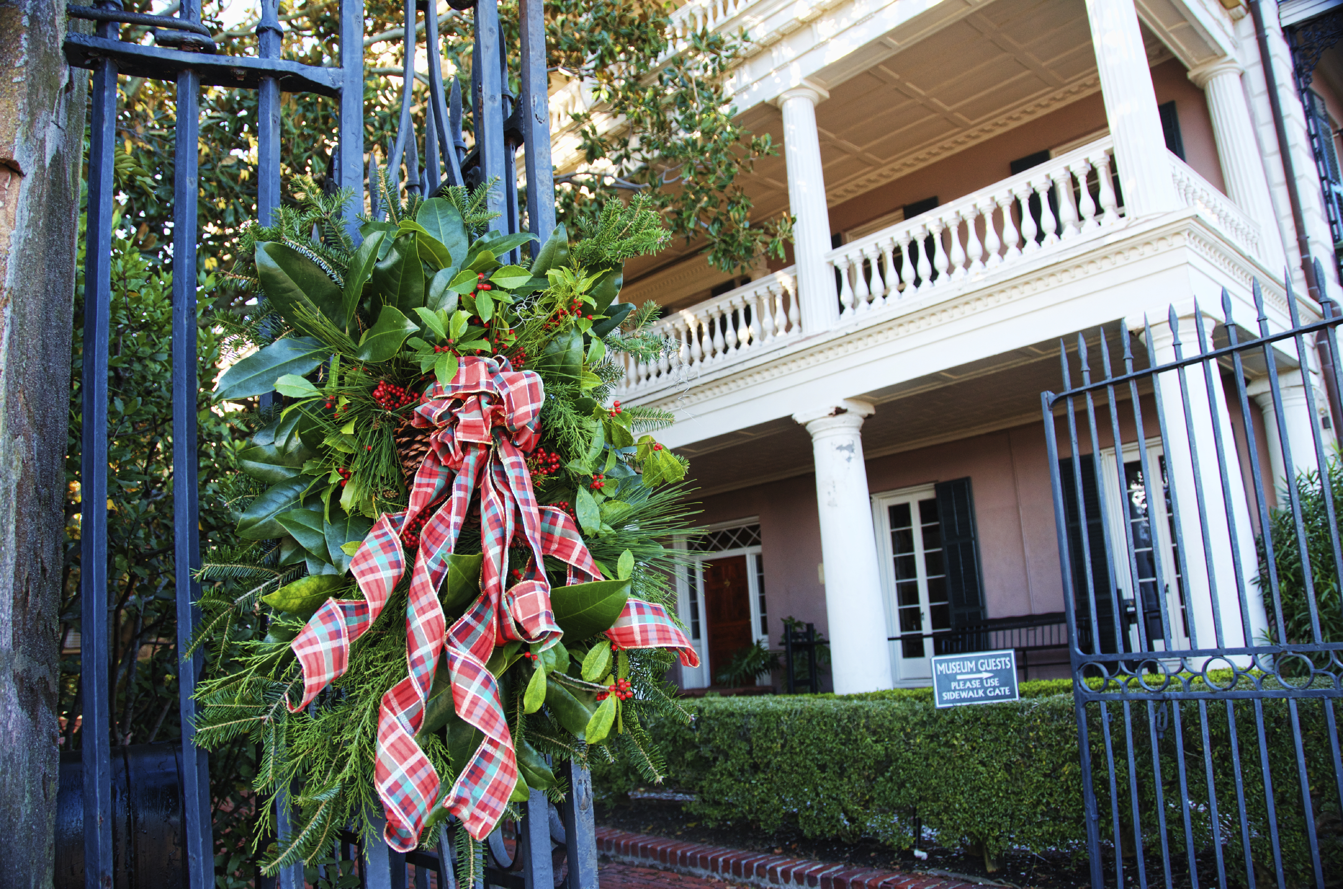 Holidays in Historic Charleston, Edmonston Alston