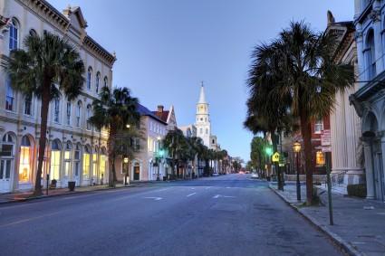 Charleston's Culinary Scene