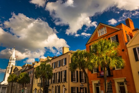Downtown Charleston Neighborhoods