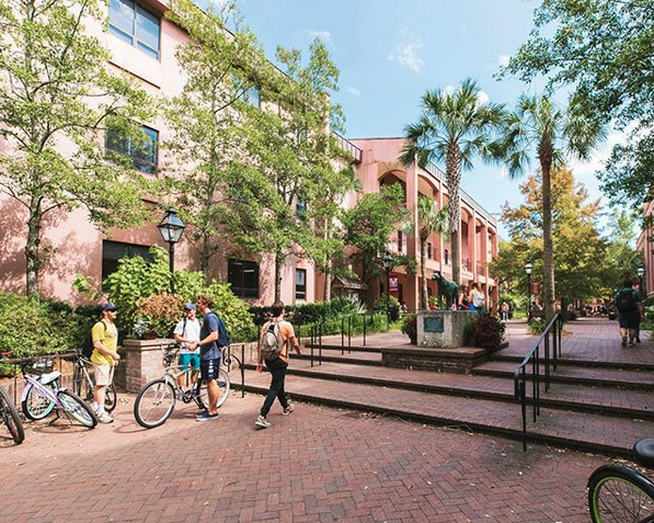 Charleston Firsts, College of Charleston