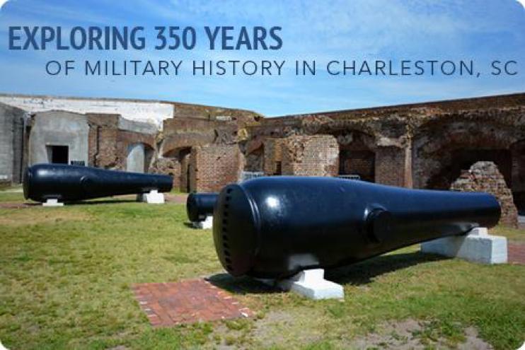 Military History in Charleston