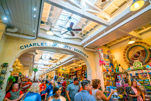 Charleston City Market and Night Market