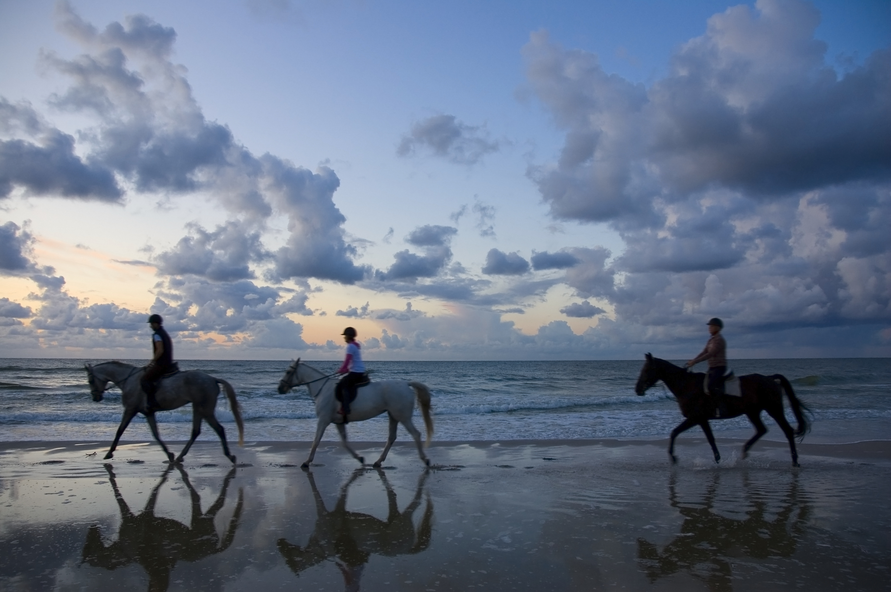 Seabrook Island, Horseback riding
