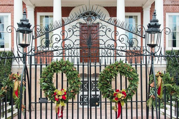 Holiday attractions in Charleston