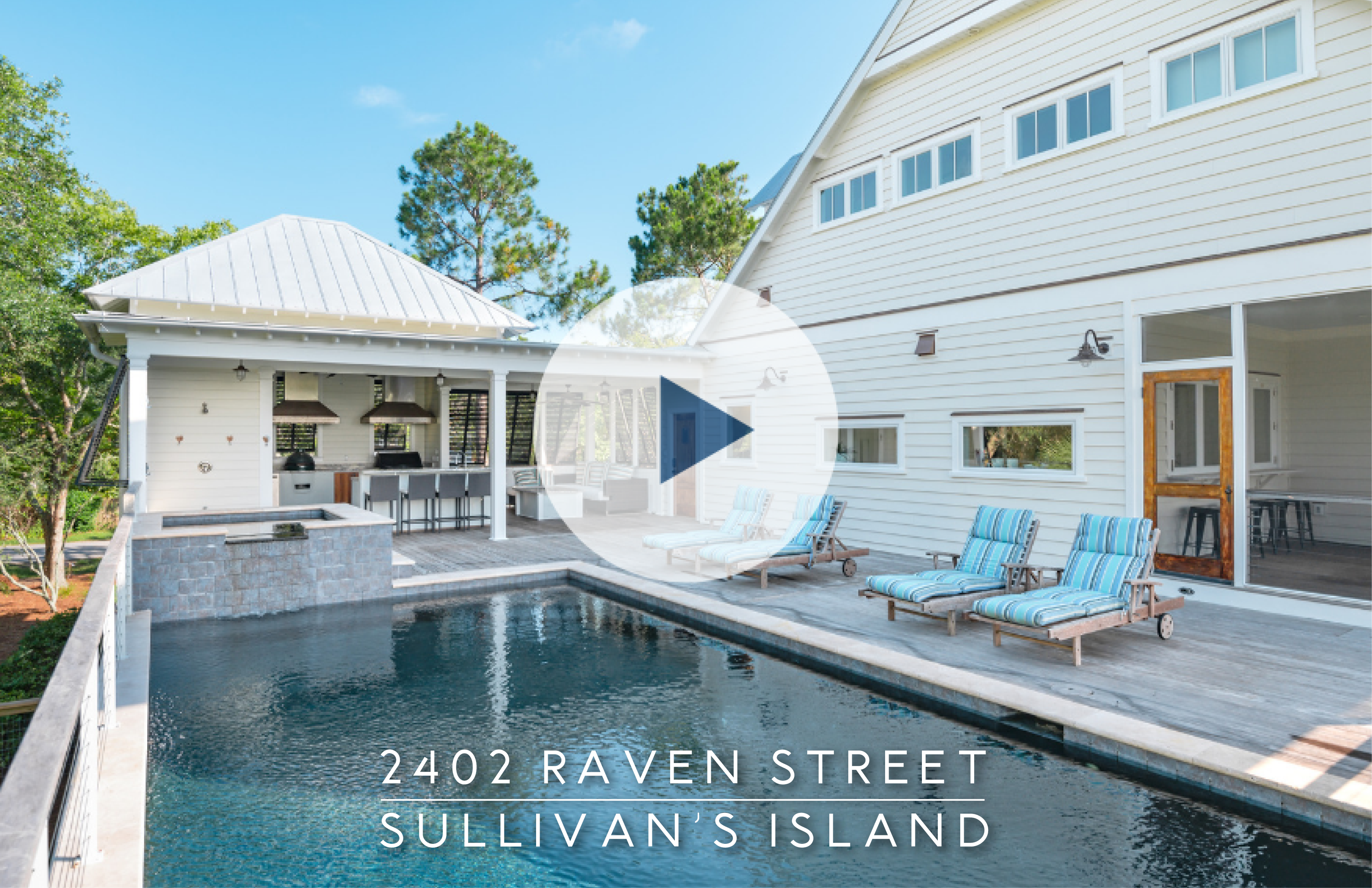 2402 Raven Street, Sullivans Island SC