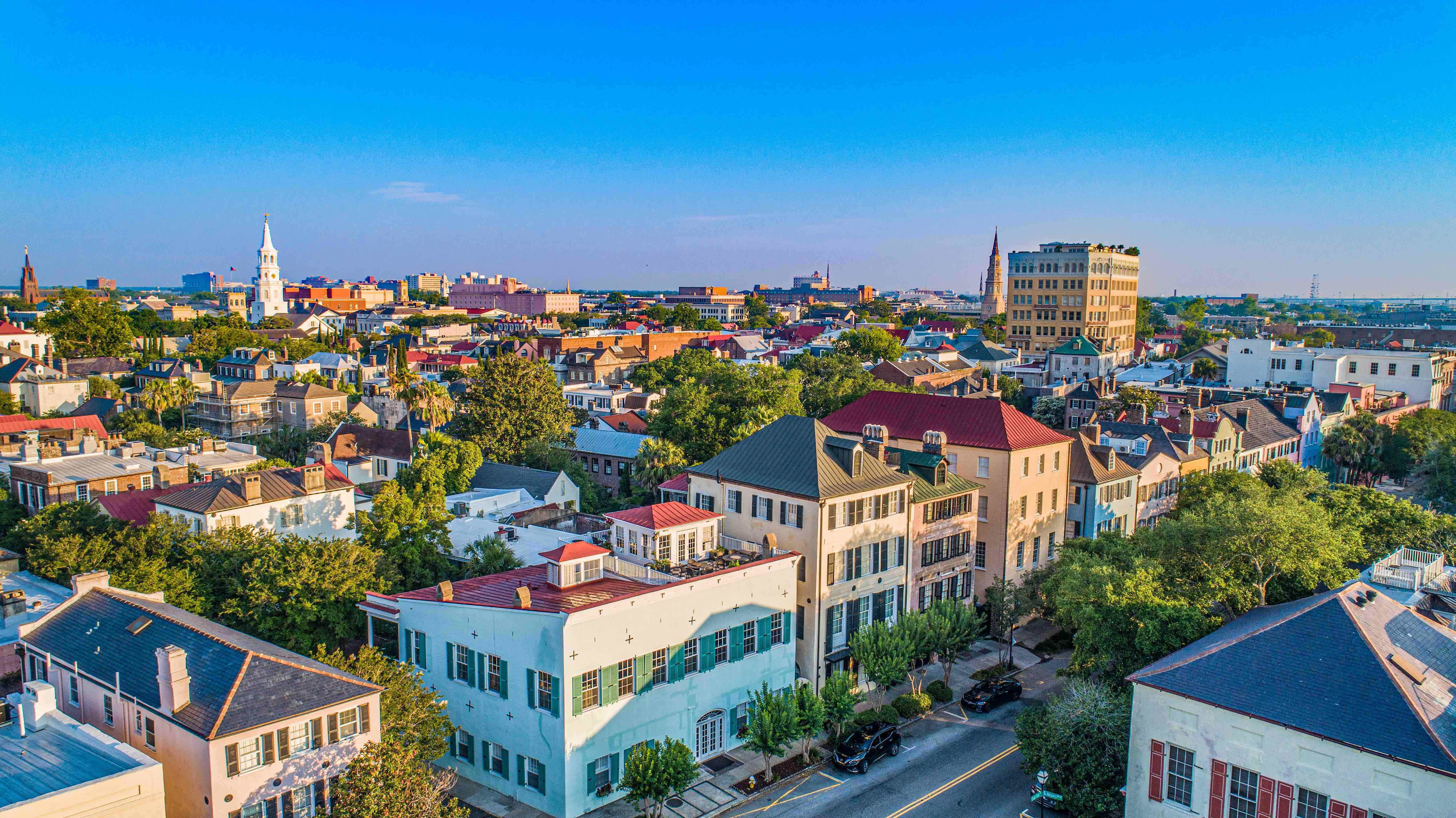 Why Charleston, S C  Is One of the Best College Towns in the