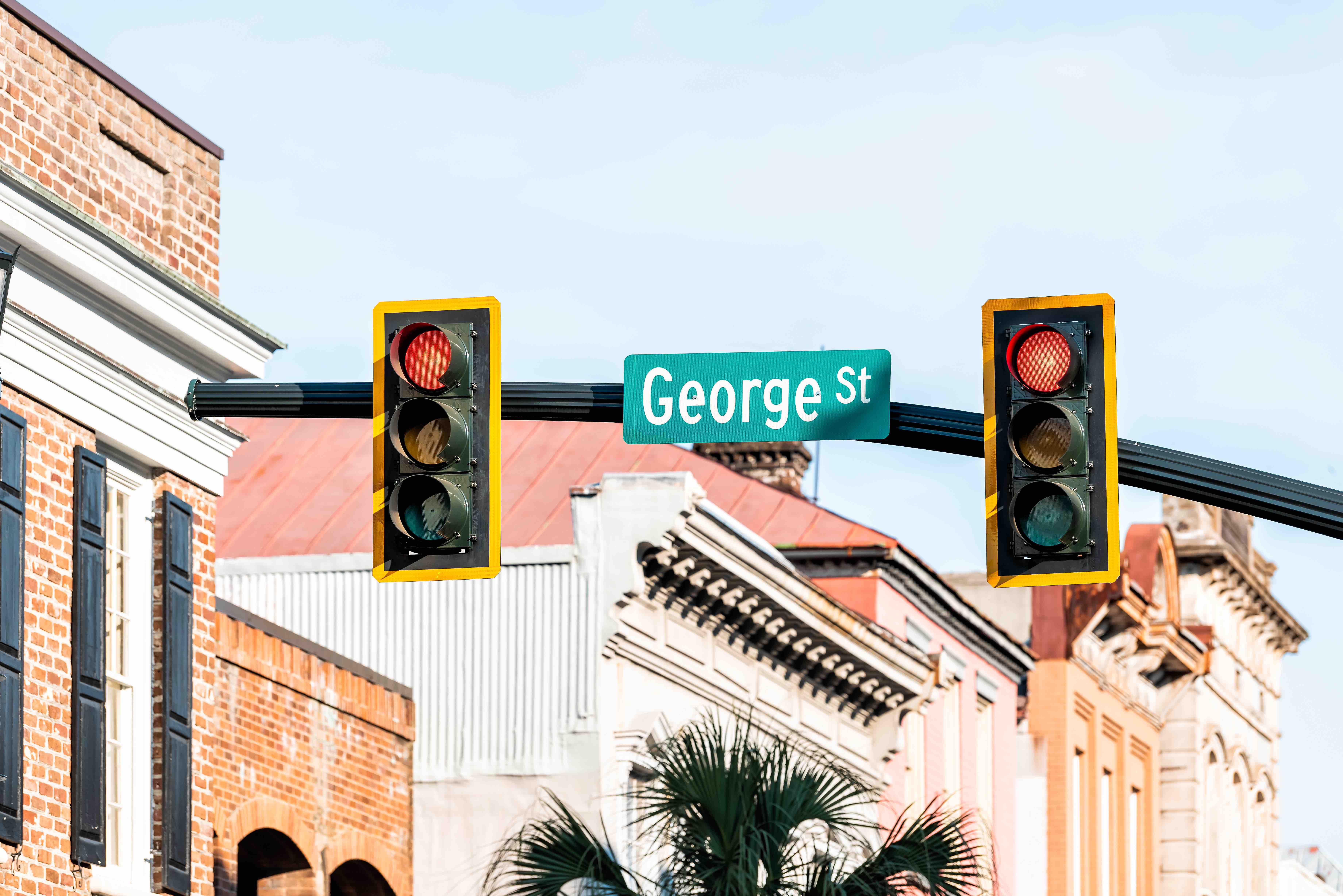 George Street, Charleston SC