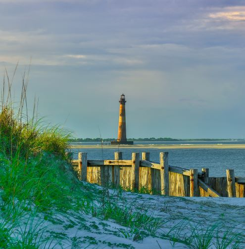 folly beach morris island lighthouse