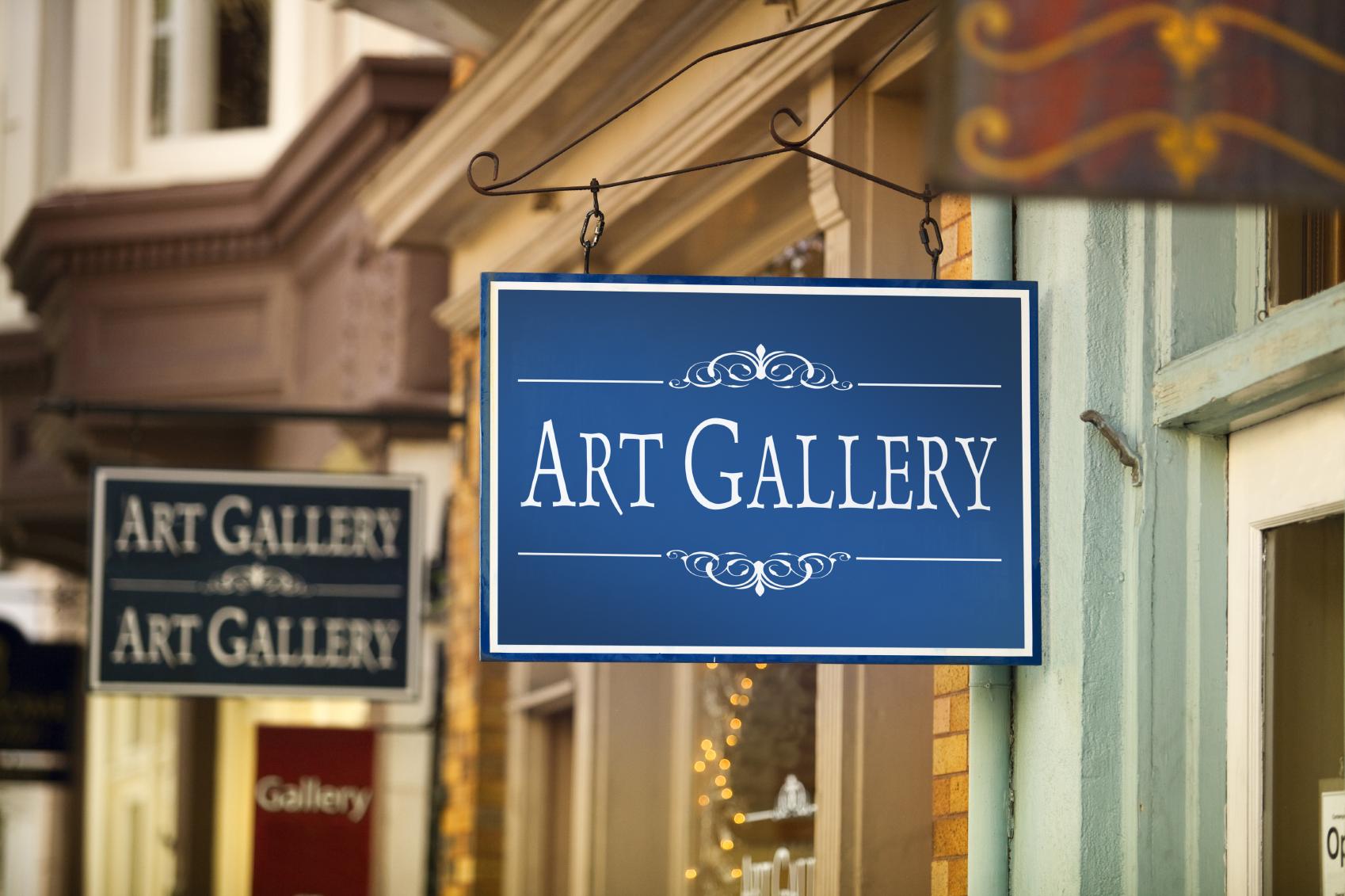 Charleston, SC art galleries