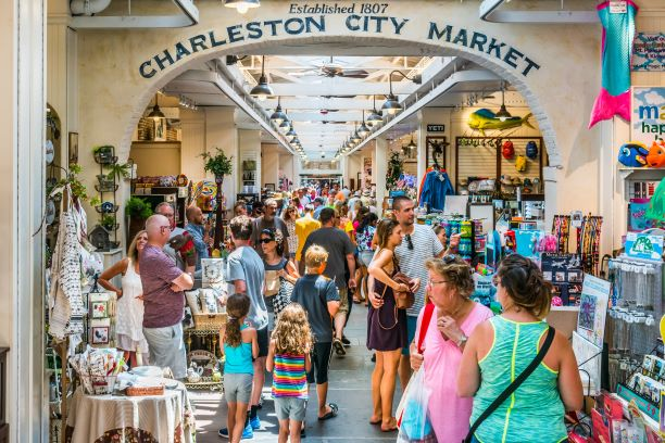 Charleston SC City Market