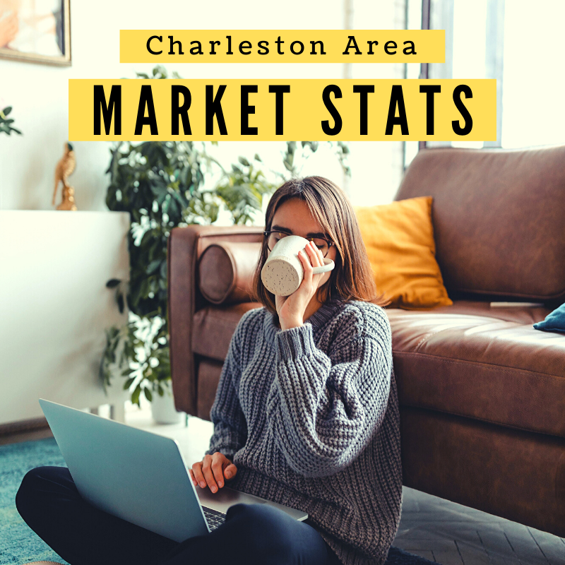 Charleston Area market stats through Jan 2020