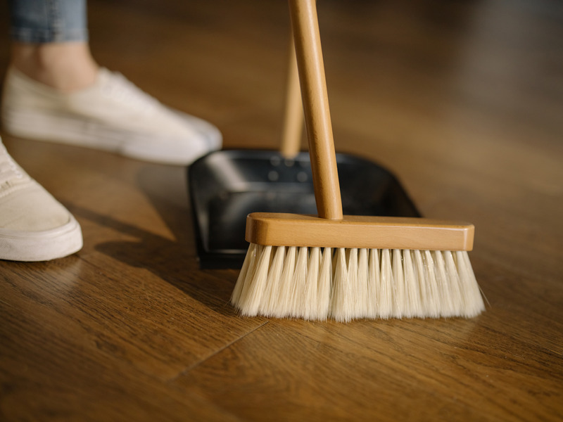 seller tips cleaning before showings