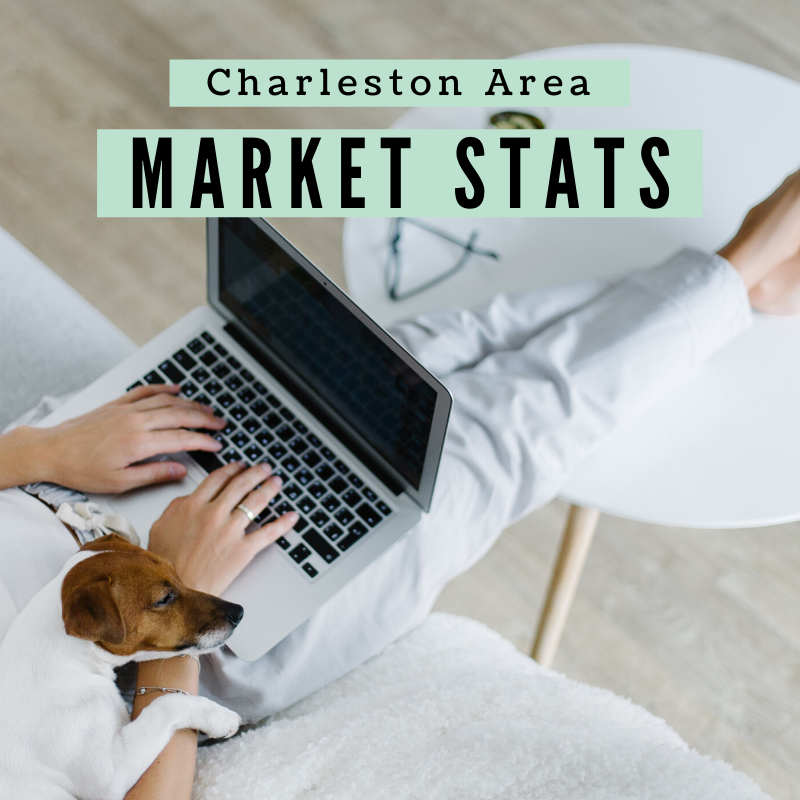 Charleston area market stats through june 2020