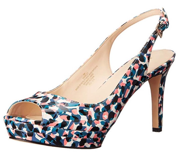 confetti shoe