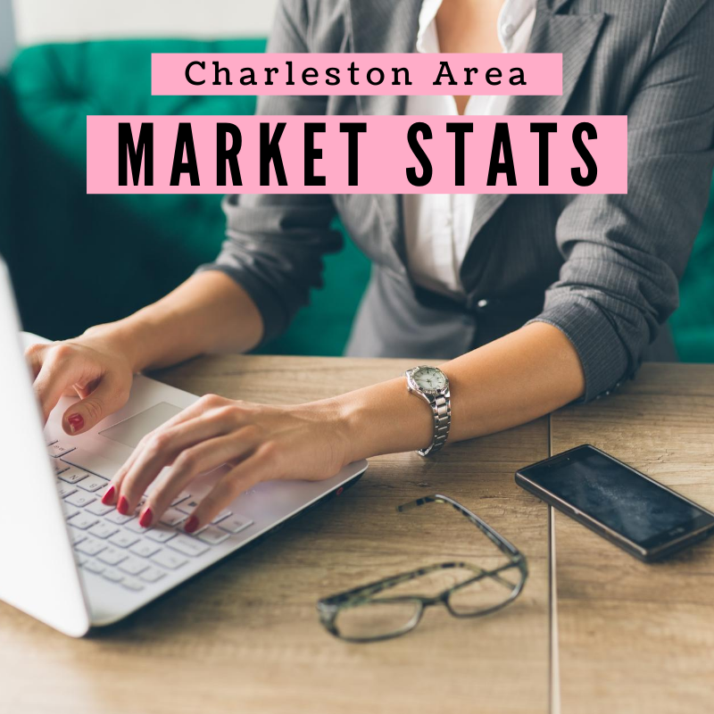 Charleston Area Market Stats August 2020