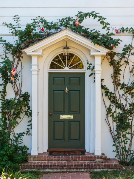 inviting entrance to help sell your home quickly