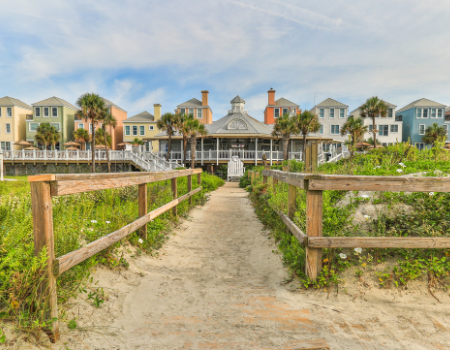 charleston sc beach vacation rentals