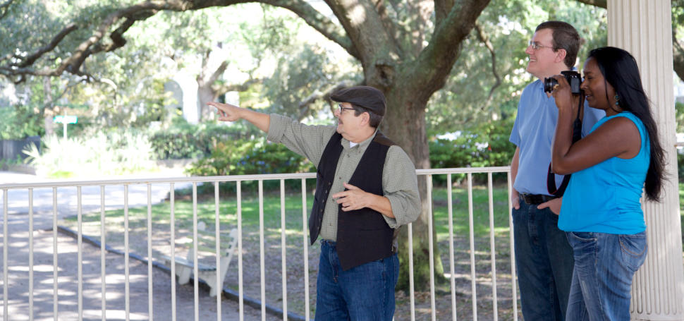 uniquely charleston tours